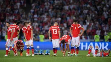Russia Runs Out Of Magic Against Croatia As FIFA Avoids Awkward Semifinal