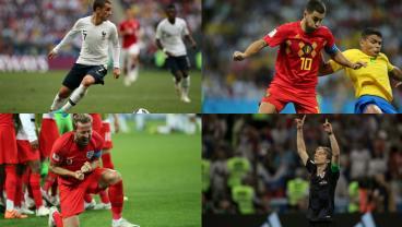 World Cup Semi Finals Predictions: France vs Belgium and England vs Croatia Previews, Tactics And Team News