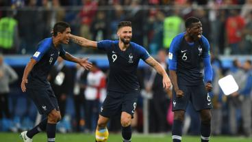 France Shows Off Flair In 1-0 Semifinal Win Over Belgium