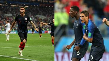 France vs Croatia: World Cup Final Predictions 2018, Time And Match Preview