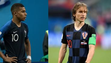 What Kits Will France And Croatia Wear For The World Cup Final?