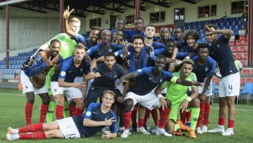 France Just Hammered England 5-0 At The U-19 Euros — The Future Is French