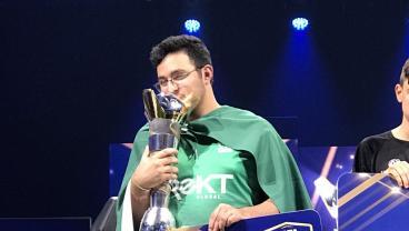 Saudi Arabia's 'Msdossary' Wins $250K As FIFA eWorld Cup Winner