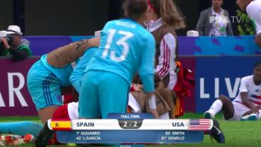 US Women Crash Out At Group Stage Of U-20 World Cup For First Time Ever