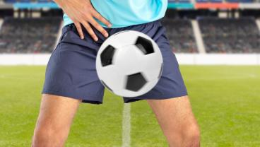 Do Soccer Players Wear Cups, And Would It Even Help?