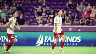 Sorry Alex Morgan, Sam Kerr Is Far And Away The World's Best Striker