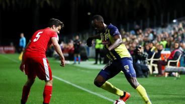 Usain Bolt's A-League Debut A Success, Even Though He Was Pretty Awful