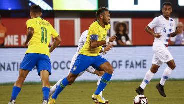 Brazil Mostly Did What It Wanted Against USMNT, Except Against Matt Miazga
