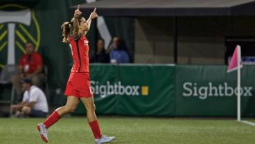Sky Blue Wins, Tobin Heath Scores And Other Things To Feel Good About As The NWSL Regular Season Ends