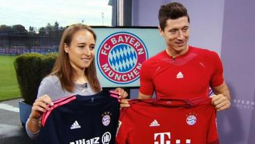 Bayern Munich's Lewandowski The Only American To Score In Today's Women's UCL Action