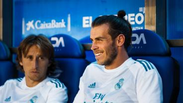 Modric, Bale Connect For Wonderful Goal As Real Madrid's Star Isn't Given A Red Card