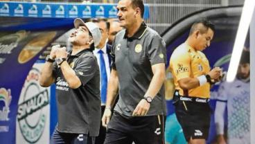 Maradona Wins Dorados Debut, But The True Highlight Was Definitely Diego Cam