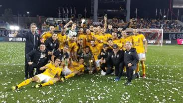 Toronto FC Sucks Now So Of Course It Got Trashed By Tigres In Campeones Cup