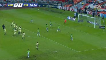 Worst Offside Trap Ever Leads To Shock Club América Upset In Copa MX