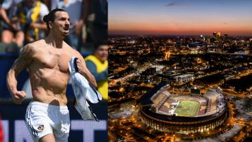 Minnesota United To Draw Record Crowd Of 50,000+ For Zlatan's Trip North