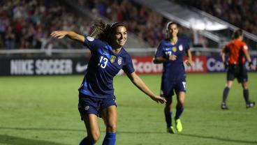 USWNT Puts On A Clinic In Second-Half Rout Of Mexico In World Cup Qualifying