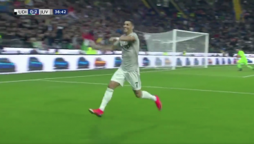 Amidst Massive Scrutiny, Ronaldo Repays Juve Faith With Smashing Goal