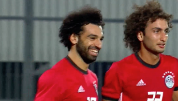 Mo Salah Scores Awesome Olimpico For Egypt And It Wasn't Even The Best Goal Of The Match