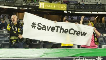Cleveland Browns Owners Step In To Save The Crew, But The News Isn't All Good In MLS