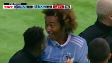 16-Year-Old Gianluca Busio Becomes Second-Youngest Goal Scorer In MLS History