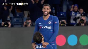 Chelsea's Ruben Loftus-Cheek Caps Hat Trick With Beautiful 20-Yard Strike