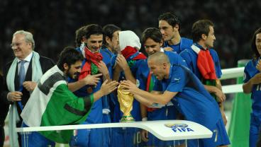 Italy World Cup Winner Sentenced To 2 Years Prison, Cleared Of Mafia Ties