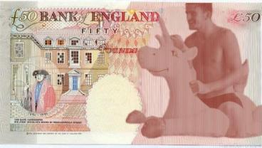 Sadly, Harry Maguire Will Not Appear On The £50 Note