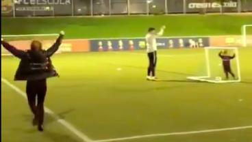 Shakira's 3-Year-Old Is Scoring Golazos For Barca, And That Makes Momma Proud