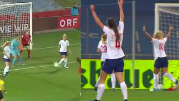 Rachel Daly's Goal From This Weekend Was So Casual Yet So Insane