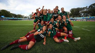 Mexico Reaches U-17 Women's World Cup Final With 1-0 Win Over Canada