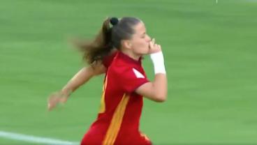 Dazzling Barcelona Phenom Clàudia Pina Dashes Mexico's Dreams, Wins U-17 WWC For Spain