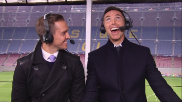 Please TNT, Don't Let Steve Nash And Stu Holden Call Another Tottenham Match