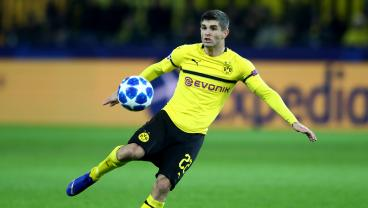 Report: Christian Pulisic Heading To Premier League With Chelsea