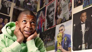 Kylian Mbappé Dumps Ronaldo To Highlight His 2018 Accomplishments