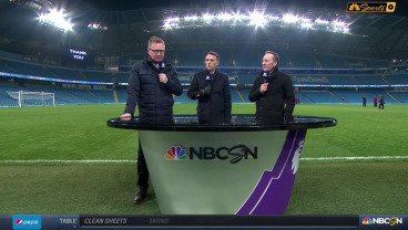 NBCSN Once Again Shows That It Gets It When Broadcasting Soccer In The U.S.