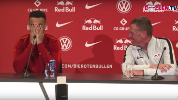 Tyler Adams' First Press Conference With RB Leipzig Gets Awkward With Talk About His Girlfriend
