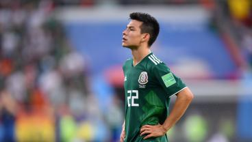 Chucky Lozano Becomes Youngest To Win Concacaf Male Player Of The Year Award On Wildly Flawed Ballot