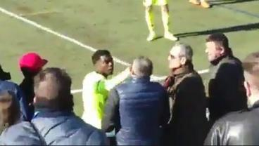 Barcelona's Moussa Wagué Given Four-Match Ban After Hitting Fan For Alleged Racist Abuse