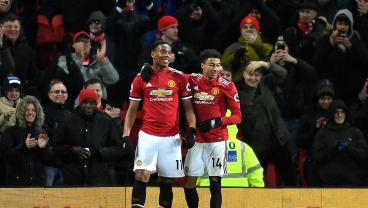 Injuries To Lingard And Martial A Worry For Manchester United, But Youth Will Get Chance To Shine