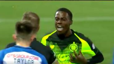 He's Just 18, But Tim Weah Isn't Taking Any Crap Up In Scotland