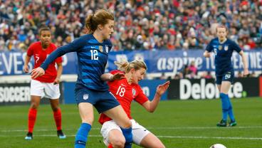 USWNT Has Won Once In Four Matches In 2019 After Draw With England