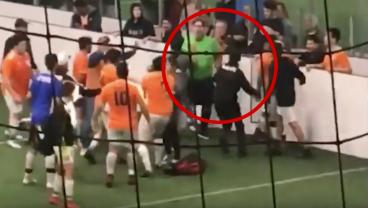 Despicable Scenes In Wisconsin As Youth Ref Is Punched Amidst Allegations Of Racial Abuse