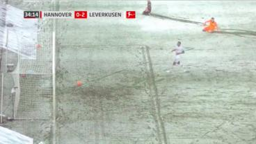 Snow, Enemy Of The Free Peoples Of Earth, Stops A Certain Goal In Germany