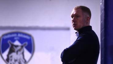 Paul Scholes Quit His Coaching Gig After 31 Days — Via Text Message