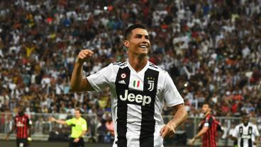 Juventus Avoiding U.S. For Preseason Tour Amid Ronaldo Rape Investigation