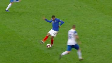 Kylian Mbappe Backheel Assist To Antoine Griezmann Is Too Much Filth For One Man