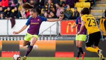 Women's CL Quarters: Barça Scores Stunner While PSG Implodes (Again)