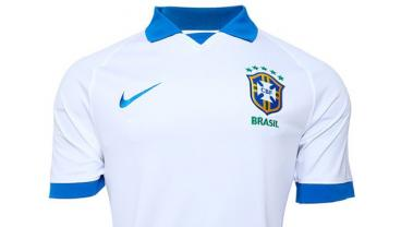 Brazil To Wear White Shirts For First Time Since 1950 — And They're Dazzling