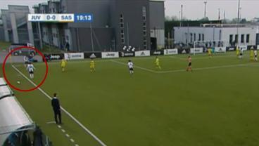 Juventus U-19 Player Enters The Annals Of Worst Corner Kicks Ever Taken