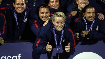 LUNA Bar Steps In Where USSF Failed, Closing Gender Pay Gap For USWNT With $700K Donation